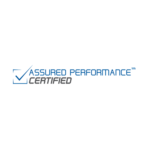 Certifications image - Assured Performance