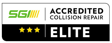 Certifications image - SGI Accredited Collision Repair
