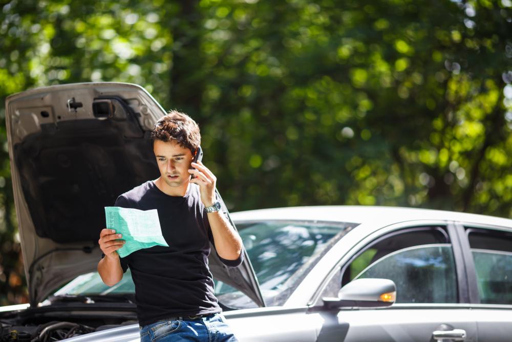Assistance accident 24 heures par jour