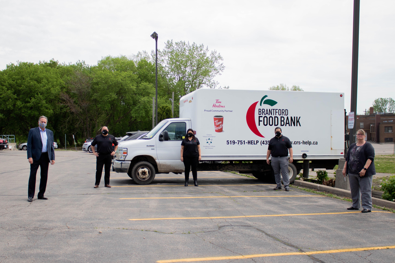 food bank, donation, give back, brantford community, brantford food bank, brantford, carstar,